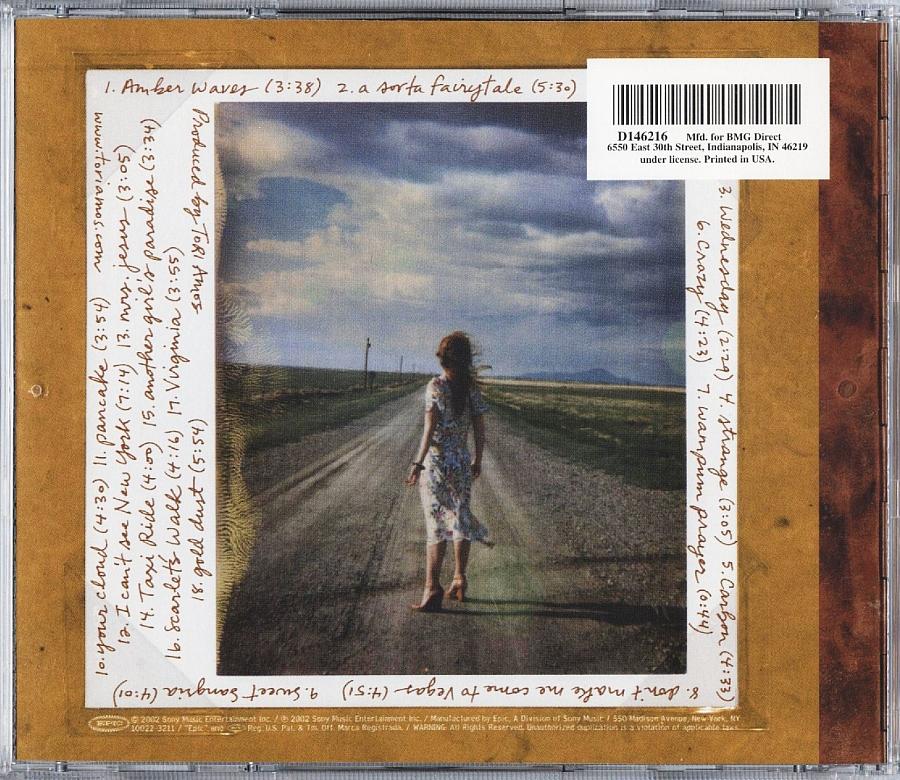 Scarlet's Walk - Albums - Studio Albums - United States - CD - Tori