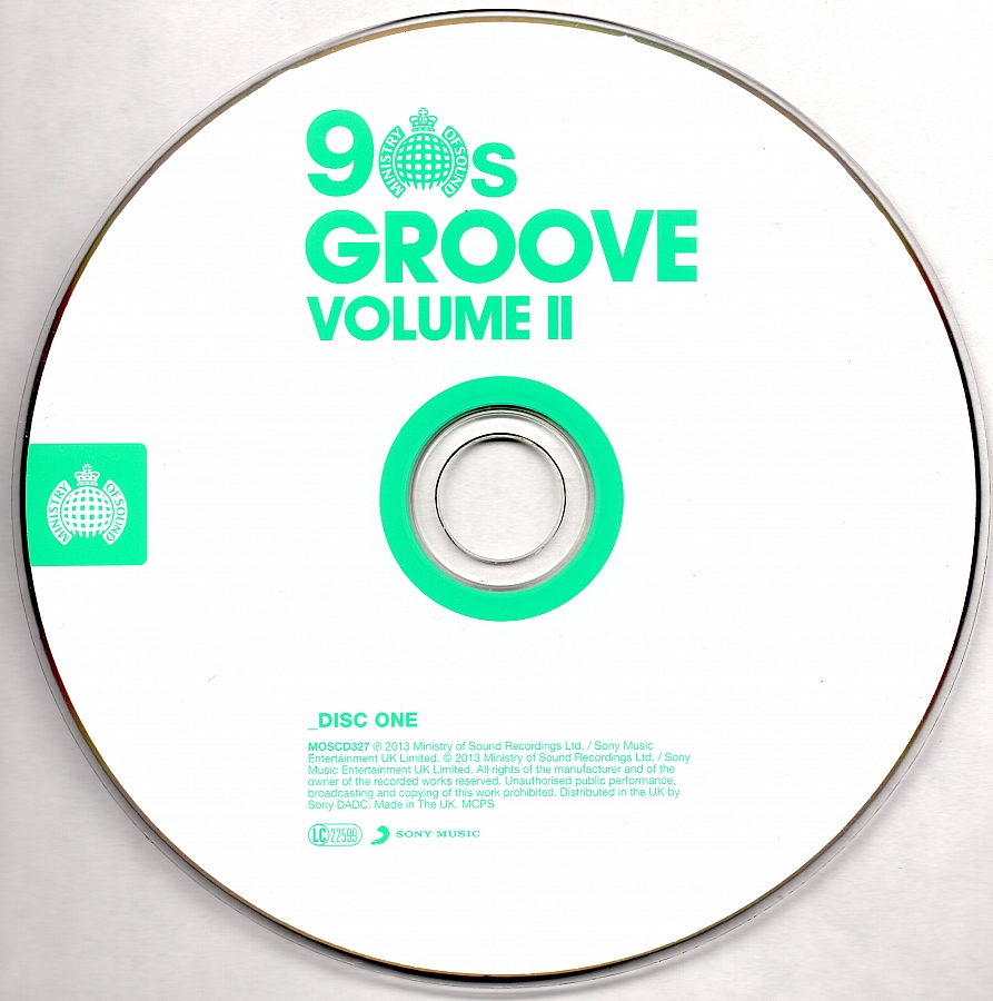 Ministry Of Sound: 90s Groove